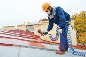 peindre la toiture Amboise